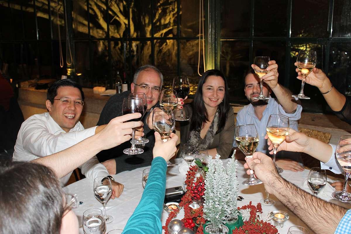 Jantar de Natal 2013